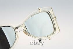 Jean Paul Gaultier 56-6204, 90s Vintage steampunk sunglasses NOS