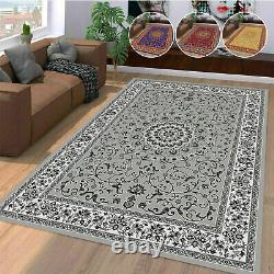 Modern Traditional Rugs Large Living Room Carpet Rug Runner Soft Carpets Mats