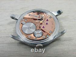 Omega Large Vintage Sub Seconds Men's Watch