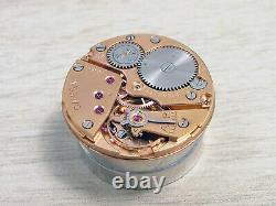 Omega Large Vintage Watch Men's Sub Seconds