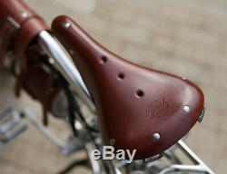 Shengmilo-MX03 24in500W Electric City Bike Retro Vintage Electric Bicycle