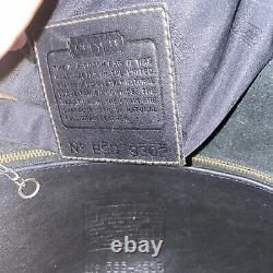 Vintage Coach Lot1 Bucket & 1 Sonoma Black Leather1 Coach Red Messenger