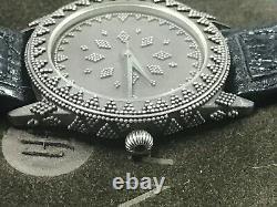 Vintage John Hardy Large Silver 925 Watch Model 5874