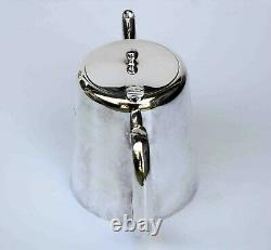 Vintage Savoy Hotel Large Teapot by Corbell Silver Company