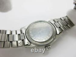Vintage Tudor Watch Oyster Ref, 7934 Large Rose Men's Manual Winding 1960s 34mm