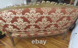 Antique Grand Sofa 70 Louis XVI Settee