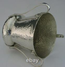 Arts Et Crafts D'élèvement Planifiés Tyg Cup 1901 Antique 204g 3/4pinte