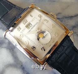 Genuine Girard-perregaux 25882-11-121-bb6b Vintage 1945 XXL Large Date Moonphase