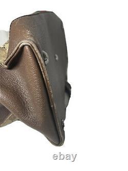 Gucci Sac À Main Duffle Vintage Sherry Line Monogram Gg Travel Tope En Cuir Suprême