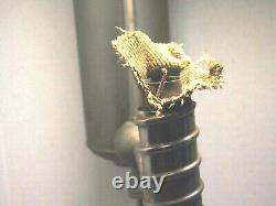 Manhattan Brass Co Student Lampe De Travail Lumière, Combustion D'huile