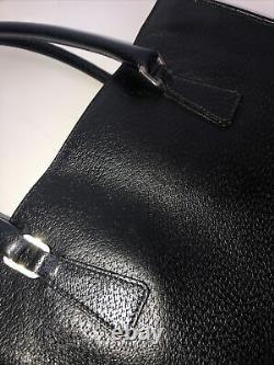 Prada Authentic Vintage Tote Bag Noir