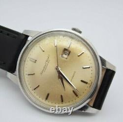 Vintage Iwc Cal 8531 Desservi 36,5 MM Accessoires Gratuits De Grande Taille Inclus