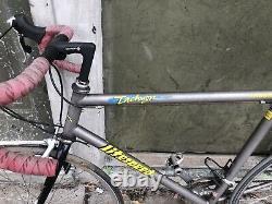 Vintage Litespeed titane Vélo. Tachyon. Rare 26 Pneus XL 23 Cadre