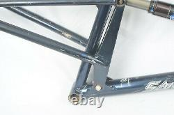Vintage Santa Cruz Heckler 20 Grande Suspension Complète Cadre De Vélo De Montagne 26 Fox