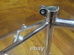 Vintage Schwinn Chrome U Brake 26 Mtb Frame Grand