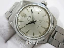 Vintage Tudor Watch Oyster Ref, 7934 Grande Rose Manuelle Homme Remontage 1960s 34mm